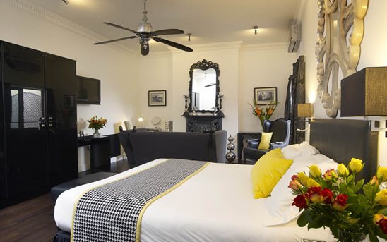 Boutique cheltenham hotel new luxury suites at strozzi for Top rated boutique hotels